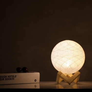 Tooarts Bedroom bedside creative energy saving night light
