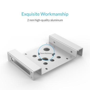 ORICO 2.5 inch Hard Disk Mounting Bracket Internal Aluminum Alloy Mounting Kit for 2.5