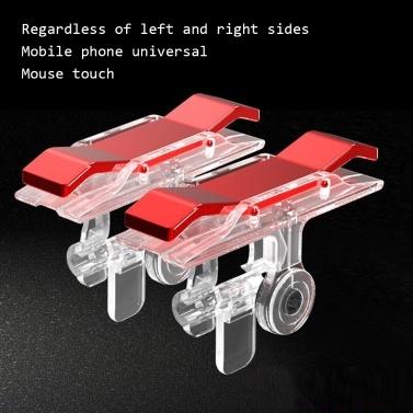 Gamepad mit hochempfindlicher Gaming-Maus für Mobiltelefone Keine Unterscheidung zwischen links und rechts