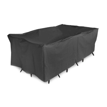 Outdoor Patio Furniture Cover Waterproof Windproof UV Dust Resistant Drawstring Oxford Sofa Table Benches Chairs Cover for Garden Lawn