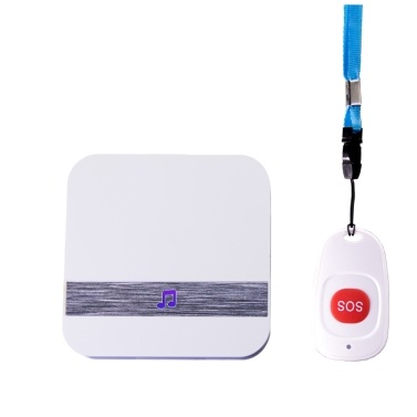 Wireless Caller Alarm Care Pager