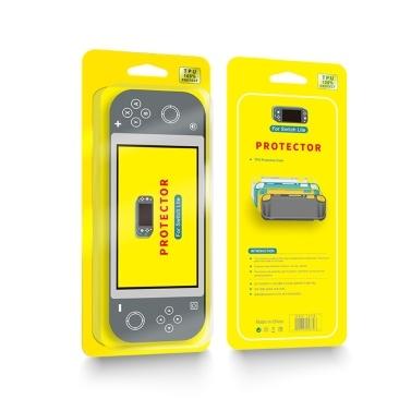 Switch Lite Game Machine Schutzhülle Portable TPU Integrierte Schutzhülle aus weichem Gummi Für Nintendo