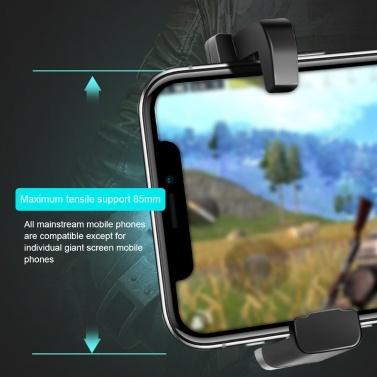 Gamepad-Zusatztaste Hochempfindliches Universal für alle wichtigen Mobiltelefone