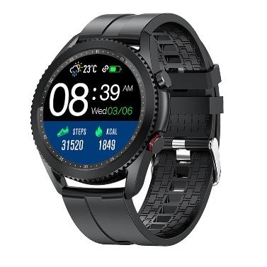 Neue 1,3-Zoll-T40-Dual-Mode-Anruf-Smartwatch