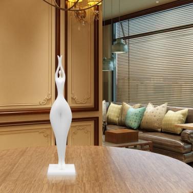 Stretch Beauty Tomfeel 3D Printed Sculpture Home Decoration Elegant Model