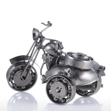 Tooarts wrought iron motorcycle