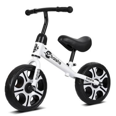 12 polegadas Push Bike meninos meninas bicicleta de equilíbrio