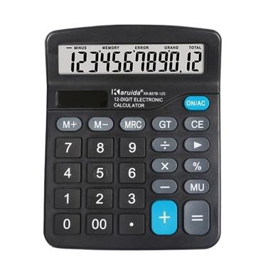 Função padrão da calculadora eletrônica do Desktop 837B