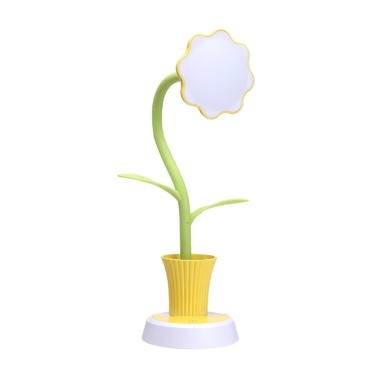 LED Touch Sunflower Table Lamp