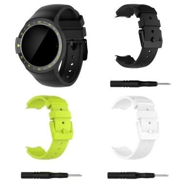 Intelligent Watch Detachable Waterproof Silica Gel Replace Watch Band