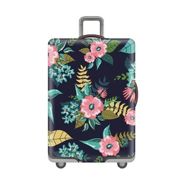 Travel Suitcase Elastic Protective Cover