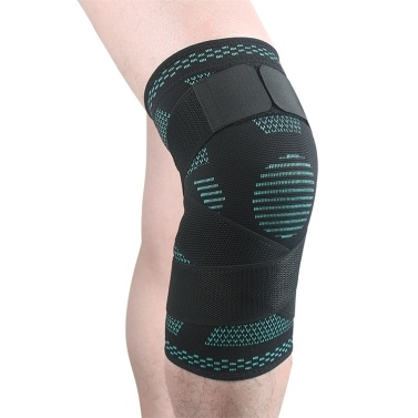 1 Pc Knee Brace Knee Compression Sleeve Support for Men and Women for Running Hiking Soccer Basketball Volleyball Weightlifting Gym Sports