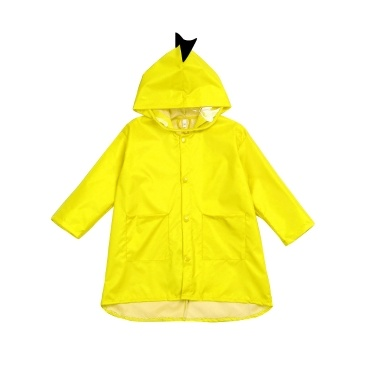 Children raincoat girls boys kindergarten students children