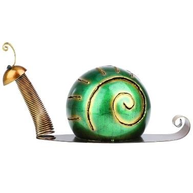 Tooarts Schnecke Ornament Eisen Cartoon Schnecke