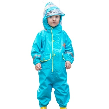 Children Siamese Raincoat