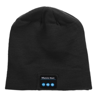 Bluetooth Beanie Mütze Wireless Smart Beanie