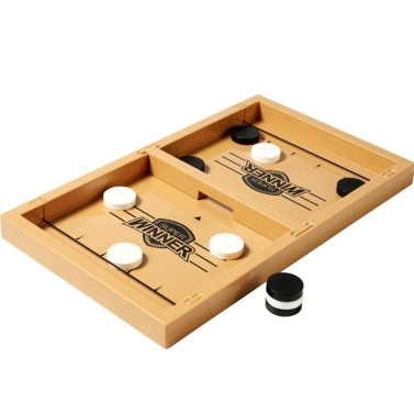 Fast Sling Puck Game Table Desktop Ice Hockey Winner Board Chess Games Family Leisure Fun Toy