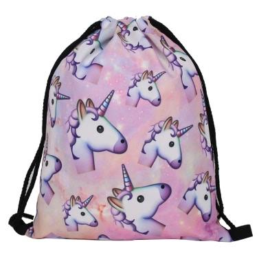 Hot Fashion Unisex Print Shoulder bag