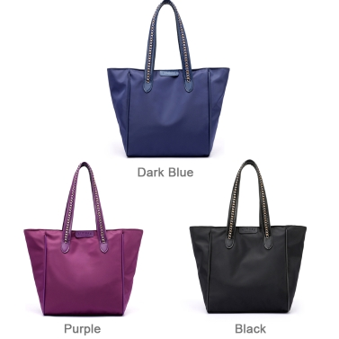 Women Handbag Shoulder Bag Large Capacity Casual Tote Shopping Travel Bag