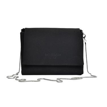 Women Suede Shoulder Bag Crossbody Bag Chain Flap Front Casual Suedtte Mini Messenger Bag