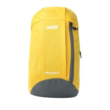 Neue Art und Weise Frauen-Rucksack Brief Print Contrast Splicing-große Kapazität verstellbaren Trägern Schultasche Reisetasche