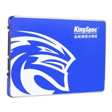 "KingSpec SATA III 3.0 2.5 ""128GB MLC Digital SSD Solid State Drive für Computer PC Laptop Desktop"