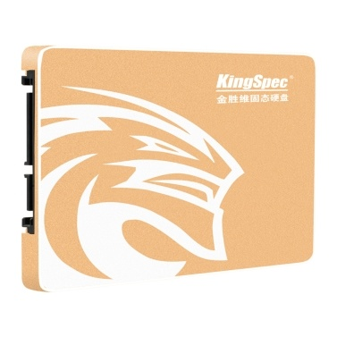 "KingSpec P120 SATA III 3.0 2,5"" 120GB MLC Digital SSD Solid State Drive mit Cache für Computer PC Laptop Desktop"