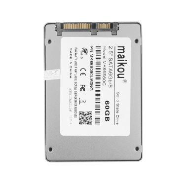 MAIKOU Mobile SSD 60G / 120G / 240G / 360G / 480G / 1 TB HDD Festplatte Typ C & USB3.0 Universal Black & 240GB