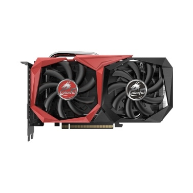 Bunte Battleaxe GeForce GTX 1660 Ti NB 6G Grafikkarte GDDR6 8Pin TU116