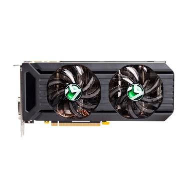 MAXSUN GetForce GTX 1070 Optimus Prime 8G Gaming Video Graphics Card 1506-1683/8000MHz 8G/256bit GDDR5 PCI-E 3.0 HDMI+DP+DVI Port 2 Cooling Fans VR Ready