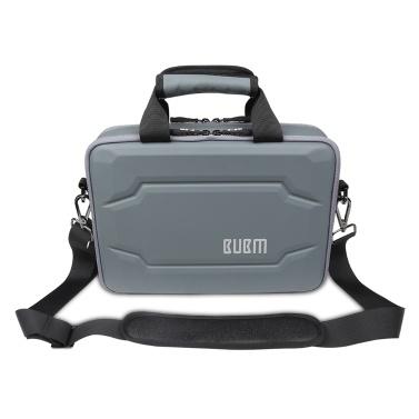 BUBM Doppelschicht Laptoptasche 13 Zoll Notebook Schultertasche