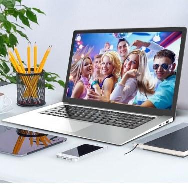 T-bao R8S 15,6 '' Ultradünner Laptop 1920 * 1080 Auflösung J3355 8 GB Speicher 128 GB SSD Tragbarer Laptop für Office-Spiele EU-Stecker