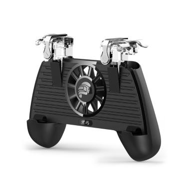 Controlador de jogo móvel Gaming Grip Handle Gamepad para telefones PUBG 4.5-6.5inches