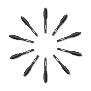 Huion PN05 10pcs Replacement Pen Nibs Graphics Tablet Pen Nibs High quality Wear-resistant Pen Nib for Huion PW500/PW507