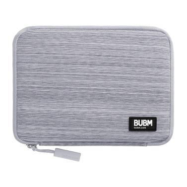 BUBM DISXS-NZB-hui Cable Bag Mini Portable Digital Accessories U Disk/USB Cable/Earphone Cable/Phone Digital Storage Bag XS