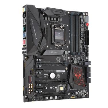 Bunte iGame Z270 Extreme Motherboard Mainboard Systemboard für Intel Z270 / LGA1151 DDR4 ATX DDR4 SATA3 USB3.1 M.2 U.2 Hafen Dual BIOS
