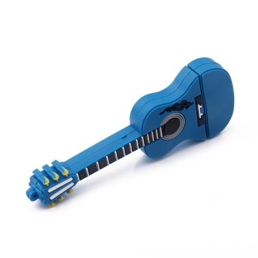Mini-Gitarre USB-Flash-Laufwerk USB 2.0 Flash Disk