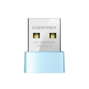 USB-WLAN-Adapter 150 Mbit / s Mini-WLAN-Karte in kompakter Größe für Windows XP / 7/8 / 8.1 / 10