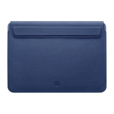 BUBM 3-in-1 Multifunctional Laptop Bag 13 inch Portable Lightweight Wear-resistant Laptop Case Laptop Stand PVC Laptop Bag Black