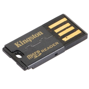 Kingston Portable USB 2.0 Card Reader Adapter for Micro SD Micro SDHC Micro SDXC