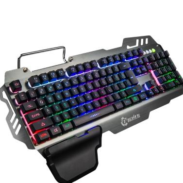 7pin 104 Tasten PK-900 Gaming-Tastatur