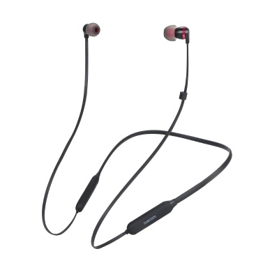 Dacom L06 Bluetooth 4.1 Headphone Wireless Neckband Earphone Mini Sports in-Ear Earbuds Stereo Bass with Mic Black