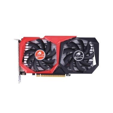 Bunte GeForce GTX 1650 NB 4G Grafikkarte GDDR5 4G Grafikkarte