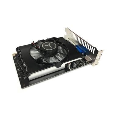Yeston Geforce GT730 2G D5 VA Grafikkarte NVIDIA Pascal 902-5012MHz 2G / DDR5 / 64bit für das Arbeiten mit Spielen