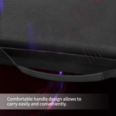 Tastaturaufbewahrung Kratzfestes, hartes, tragbares Gehäuse Reißverschluss-Trommelkissen-Schutzhülle für AKAI MPK Mini PLAY / MK2