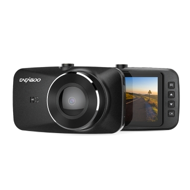 CACAGOO 2.7 inch TFT LCD HD Car DVR 1080p H.264 150° Wide Angle with SONY IMX 323 Sensor Motion Detection