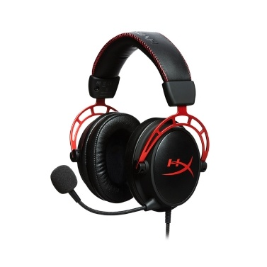 Kingston HyperX Cloud Alpha Gaming Headset Dual Sound Cavity Headphone