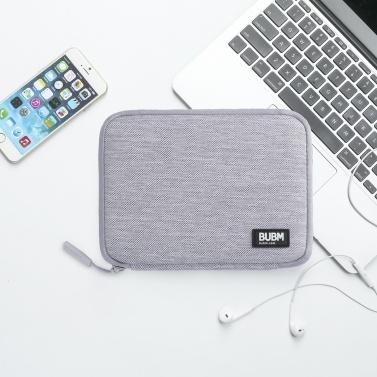 BUBM DISS-PVC-hui Cable Bag Mini Portable Travel Electronics AccessoriesU Disk/USB Cable/Earphone Cable Digital Storage Bag