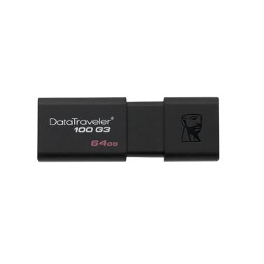 Echte Original Kingston DT 100 G3 64GB USB 3.0-Stick