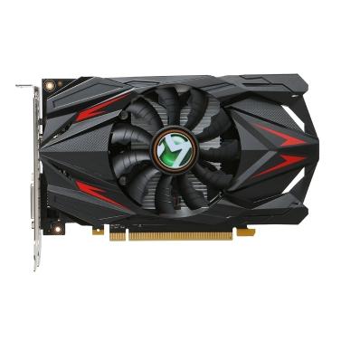 MAXSUN GeForce GT1030 Grafikkarte 2G 6000MHz GDDR5 64bit DirectX 12 mit DVI HDMI-Anschluss